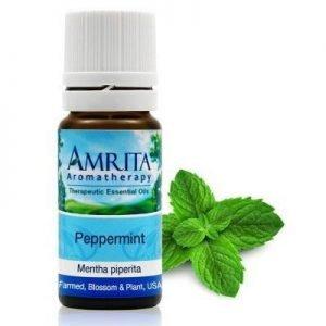 Amrita Aromatherapy Organic peppermint -10ml
