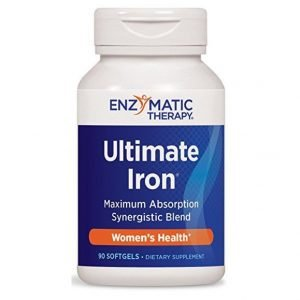Enzymatic therapy Ultimate Iron