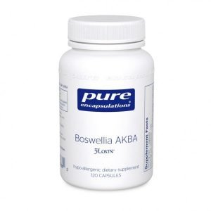 Boswellia AKBA 60 vcaps