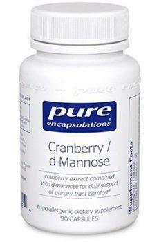 Cranberry / d-Mannose by Pure-Encapsulations