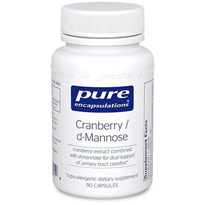 Cranberry / d-Mannose by Pure-Encapsulations
