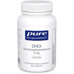 DHEA by Pure Encapsulations (5mg)