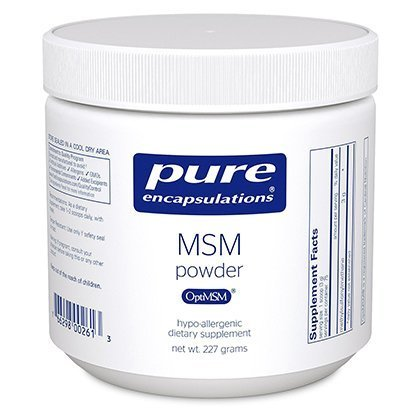 MSM Powder by Pure Encapsulations