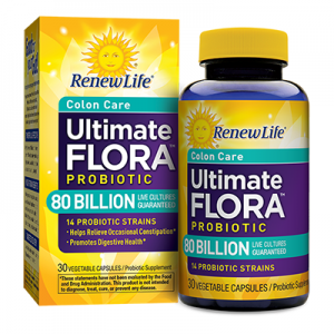 Probiotic - Ultimate Flora Colon Care
