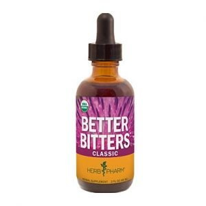Better Bitters Classic by Herb Pharm 2 fl oz (60 ml)