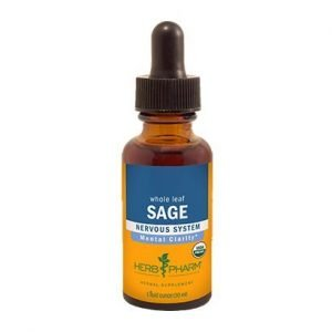 Sage Tincture by Herb Pharm